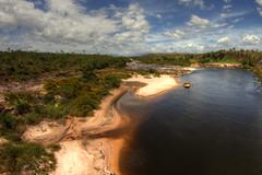 Rafters on the River Yuruaní (Notkalvin) Tags: southamerica rio river flickr venezuela explore rafting canaima rafters explored adventuretourism mikekline yuruaní michaelkline visitingmymom notkalvin notkalvinphotography