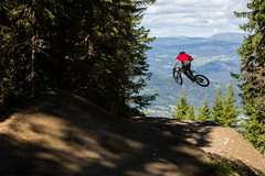 Nico Vink - Ludicrous speed in Whistler
