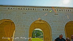(fun in photo's) Tags: cemetery thailand asia sony knights eamonn kanchanaburi a7r