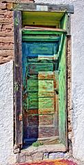 159 (Artypixall) Tags: door arizona tucson decay doorway stucco barriohistorico