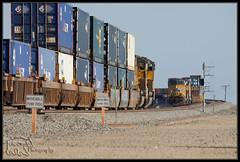 (K-Szok-Photography) Tags: california canon desert trains socal transportation unionpacific canondslr sonorandesert railroads 50d canon50d deserttrains kenszok