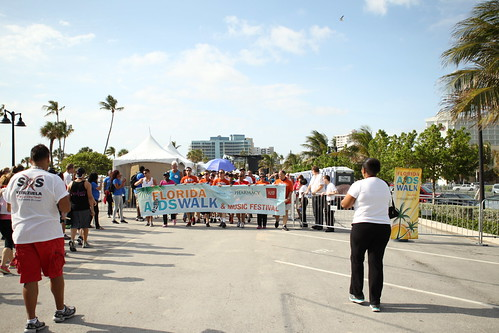 Florida AIDS Walk 2014