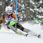 Anton YOUNGBERG of BC takes 5th Place in the U14 Boys Slalom Race held on Whistler Mountain on April 5th, 2014. Photo by Scott Brammer - coastphoto.com