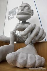Sensory Homunculus (DMeadows) Tags: feet scale face scotland hands toes body head glasgow centre touch brain science senses homunculus receptors sensory davidmeadows dmeadows davidameadows dameadows