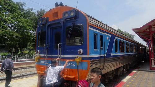 Hua Hin railwaysstation Thailand
