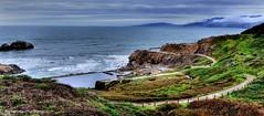 san francisco's sutro baths (Rex Montalban Photography) Tags: rexmontalbanphotography sutrobaths sanfrancisco california hdr