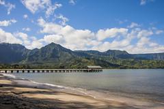Hanalei Bay Pier (john.lankau) Tags: kauai hanaleibay