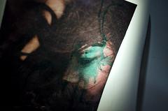 Fading (Jenni Kilburn) Tags: forgetting watercolor shadow light fading green iron