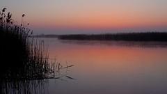 Waiting for RA! (Gudkov Andrey) Tags: early spring aurora morning hours nikkor march d7000 donregion aksay river boat landscape sunset lake water nature nikkor18105mmf3556gafseddxvr