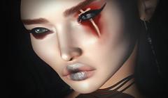 Marked (S!nny) Tags: powderpackprincess powderpack zibska slackgirl makeup ysys