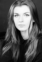 Untitled (34) (newmandrew_online) Tags: filmisnotdead film filmphotografy 35mm eos 1v canon studio rollei bw пленка чб girl portrait minsk belarus beauty blackandwhite