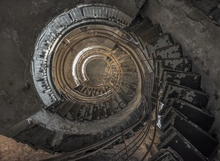 Ruined Staircase