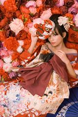 DSC_5711 (雅布 重) Tags: nikon d700 nikkor 2470mm f28g lightroom keai taiwan geisha beauty 可艾 おいらん 2016