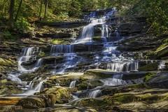 Minnehaha Falls (Bob.Z) Tags: minnehahawaterfallusarabun countygageorgianorth georgia lakemont georgiaminnehaha waterfall usa rabuncounty ga northgeorgia