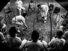 the circle (mario aquaro) Tags: blackwhite glasgow capoeira mao no chao