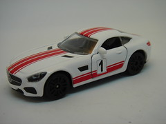 MAJORETTE MERCEDES-BENZ AMG GT NO3 1/64 (ambassador84 OVER 7 MILLION VIEWS. :-)) Tags: majorette mercedesbenz amg gt diecast