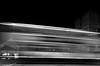 Double-decker on the move (kimbenson45) Tags: bw kidlington black blackandwhite bus dark doubledecker dusk evening lights lowlight mono monochrome motion movement night street traffictrail twilight white appicoftheweek