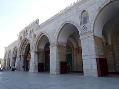 Al-Aqsa moskee op de Tempelberg