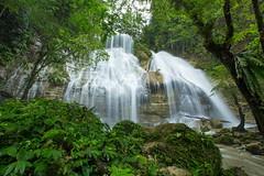Karmon Waterfall (Jokoleo) Tags: biak papua indonesia waterfall karmon air terjun outdoors water ngc falls
