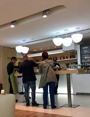 Alitalia Lounge Fiumicino (Chiem See) Tags: alitalia airport lounge roma fiumicino chef terminal3
