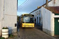 6523 MARCHE FLEURUS (brossel 8260) Tags: belgique bus tec brabant wallon