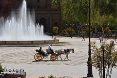 Plaza de España de Sevilla. (yayolorenzo) Tags: sevilla