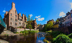 Dean Village 24 April 2017-0002.jpg (JamesPDeans.co.uk) Tags: landscape edinburgh gb greatbritain industry roads prints for sale bridge waterofleith unitedkingdom lothian digital downloads licence scotland britain river water wwwjamespdeanscouk reflection man who has everything publicutilities landscapeforwalls europe uk james p deans photography digitaldownloadsforlicence jamespdeansphotography printsforsale forthemanwhohaseverything
