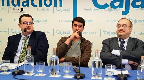Aula de Salud sobre 'Fracturas dorsales en accidentes de tráfico' desde la Fundación Cajasol (Cádiz) (18)