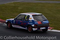 Classic Stock Hatch - R2 (1) Matt Rozier (Collierhousehold_Motorsport) Tags: 750mc 750motorclub 750 snetterton snetterton300 classicstockhatch gti peugeot citroen vauxhall saxo stockhatch ford