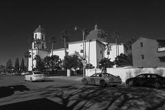 Mission San Juan Capistrano (mehtasunil) Tags: travel church missionsjc architecture building california monochrome blackandwhite mission leicaimages leicalens leicaq leicacamera leicaforum missionbasilica missionbasilicasanjuancapistrano skancheli redmatrix