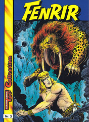 Fenrir 3 (micky the pixel) Tags: comics comic heft album fantasy sf scifi endzeit postatomicwar lehningverlag hethkeverlag sammlerausgabe hansrudiwäscher fenrir tiger mutation