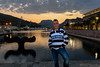 Cartagena, puerto. Escultura Cola de Ballena. (estebanjvr) Tags: esteban cartagena regióndemurcia puerto mar sea españa spain retrato atardecer sunshine sundown ballena cartagenamurcia es