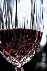 Cheers For Ten Years ! (Caroline.32) Tags: nikond3200 extensiontube20mm niftyfifty 50mm18 wine wineglass starburst macromondays macro bubbles cheers happy10years