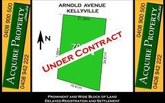 PL20 Arnold Avenue, Kellyville NSW