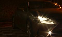 Gold Light (Nourah.A.Edhbayah (Super Flower♥إظبيه)) Tags: gold light lexus rc350 kuwait nourah abdullah edhbayah نورة عبدالله اظبيه لكزس سيارات car