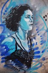 Nathalie Péchalat (HBA_JIJO) Tags: streetart urban graffiti vitry vitrysurseine pochoir c215 stencil art france artiste artist christianguémy hbajijo painting aerosol peinture portrait celebrity paris94 spray pochoiriste bombing sport athlete