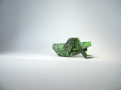Grasshopper - Koji Terai (Rui.Roda) Tags: origami papiroflexia papierfalten gafanhoto sauterelle saltamontes grasshopper koji terai