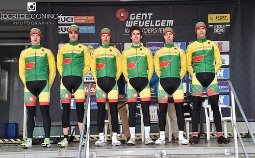 junioren Gent Wevelgem (1)