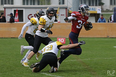 "26. März 2017_Sen-008.jpg<br /><span style=""font-size:0.8em;"">Bern Grizzlies @ Calanda Broncos 26.03.2017 Stadion Ringstrasse, Chur<br /><br />© <a href=""http://www.popcornphotography.ch"" rel=""nofollow"">popcorn photography</a> by Stefan Rutschmann</span> • <a style=""font-size:0.8em;"" href=""http://www.flickr.com/photos/61009887@N04/33686402615/"" target=""_blank"">View on Flickr</a>"