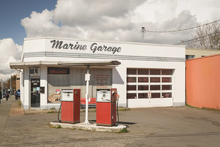 Marine Garage, Steveston