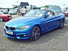 179 BMW 4 Series Convertible (F33) (2014) (robertknight16) Tags: bmw german germany 2010s 4series f33 f32 silverstone ft14eoo