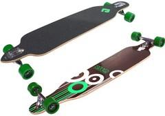Atom Drop - Through Longboard (rideasf) Tags: indoor cruiser longboard longboarding skateboarding