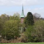 2017 - Kirche im April