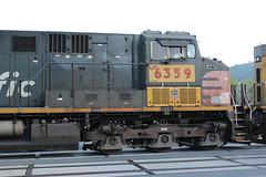 Union Pacific #6359 (GE AC4400CW) in Martinez, CA (CaliforniaRailfan101 Photography) Tags: amtrak amtrakcalifornia unionpacific up capitolcorridor sanjoaquin californiazephyr ge emd cdtx f59phi p42dc c45accte es44ac es44ah et44ah gevo gp402 gp382 ac44ccte ac4400cw sd70m sd70ace npcu cometcar hirail siemens sc44 charger amtrakcascades patched patchedsp sp southernpacific heritage coaltrain manifest intermodal ztrain