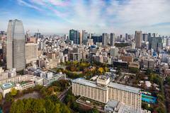 IMG_2610 (Evgeny Gorodetskiy) Tags: birdseye autumn city overlook skyscrapper tokyo japan travel minatoku tōkyōto япония jp