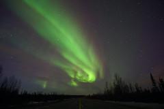 Northern lights over Alaska (zacknicol) Tags: northern lights alaska borealis