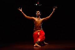Parshwanath_9 (akila venkat) Tags: bharatanatyam parshwanathupadhye maledancer dancer art culture performance indiandance classicaldance bangalore sevasadan