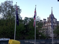 ANZAC Dawn Service, Hyde Park Corner, London, 25-4-17 (gage 75) Tags: 25april airforce navy army ensign flags london2017 hydeparkcorner dawnservice2017 dawnservice london anzac australia greatbritain newzealand