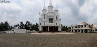 St. John The Baptist Church, Moonumuri, Mattathur, Thrissur 1