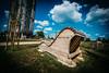 20150821 - Aquatower Berdorf-4 (OliGlo1979) Tags: berdorf d810 luxembourg monument nikkor1424 nikon watertower aquatower ultrawide dramatic